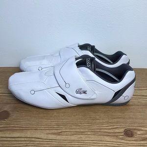Lacoste Protect M SPM Leather Casual Shoes.